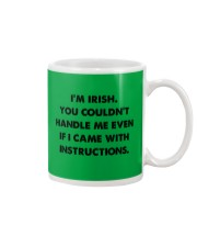 i'm Irish Mug tile