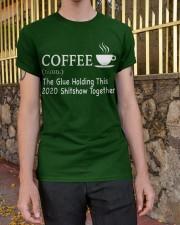 Coffee Glue 2020 Classic T-Shirt apparel-classic-tshirt-lifestyle-21