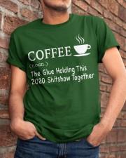 Coffee Glue 2020 Classic T-Shirt apparel-classic-tshirt-lifestyle-26