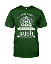 Being Irish Classic T-Shirt thumbnail