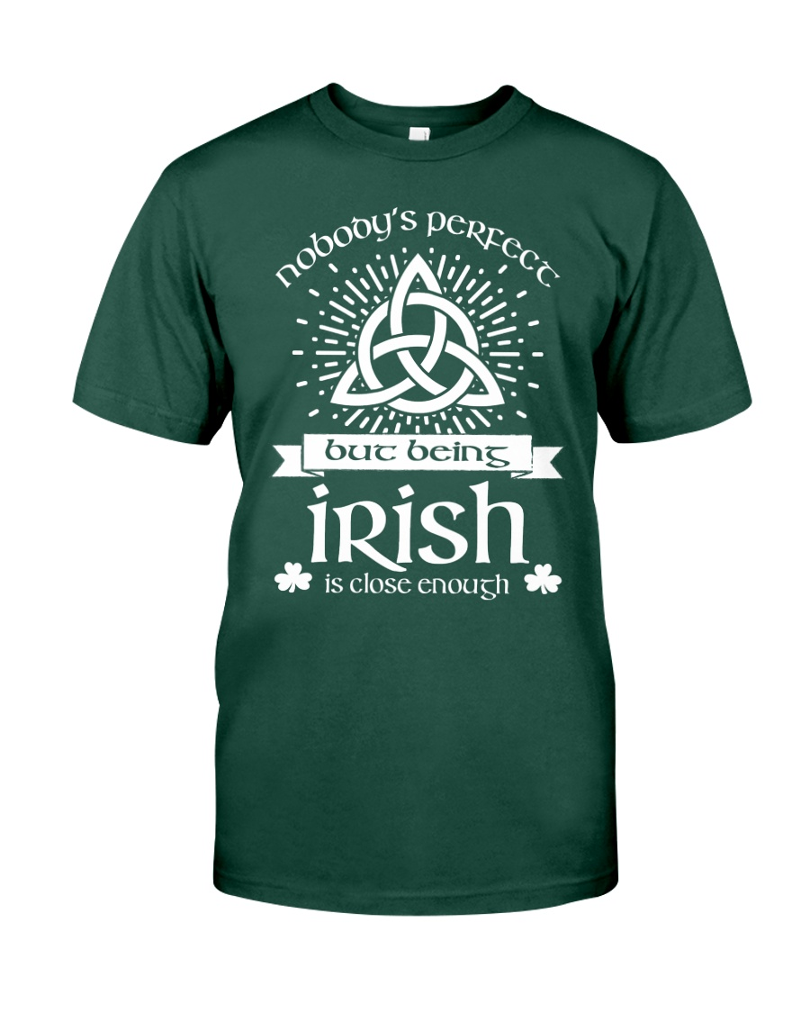 Being Irish Premium Fit Mens Tee
