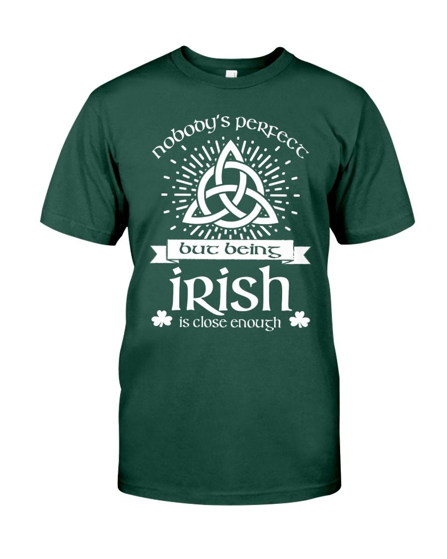 Being Irish Premium Fit Mens Tee