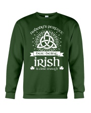 Being Irish Crewneck Sweatshirt tile