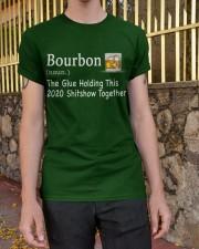 Bourbon Glue 2020 Classic T-Shirt apparel-classic-tshirt-lifestyle-21