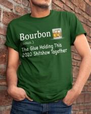 Bourbon Glue 2020 Classic T-Shirt apparel-classic-tshirt-lifestyle-26