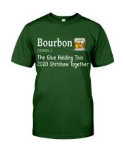 Bourbon Glue 2020 Classic T-Shirt front