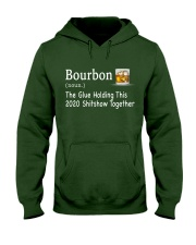 Bourbon Glue 2020 Hooded Sweatshirt thumbnail