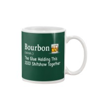 Bourbon Glue 2020 Mug tile