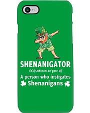 Shenanigator Dabbing Phone Case thumbnail