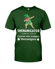Shenanigator Dabbing Classic T-Shirt thumbnail