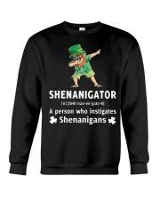 Shenanigator Dabbing Crewneck Sweatshirt thumbnail