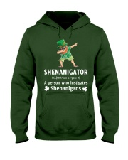 Shenanigator Dabbing Hooded Sweatshirt tile