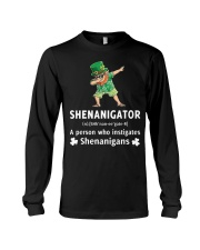 Shenanigator Dabbing Long Sleeve Tee thumbnail