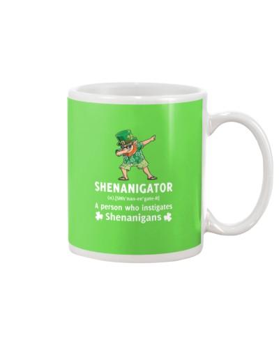 Shenanigator Dabbing