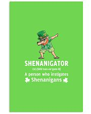 Shenanigator Dabbing 24x36 Poster thumbnail