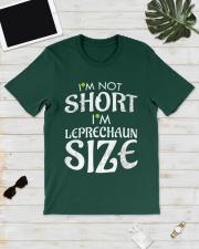 Leprechaun Size Premium Fit Mens Tee lifestyle-mens-crewneck-front-17