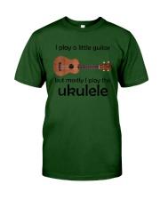 Funny Ukulele Pun Classic T-Shirt tile