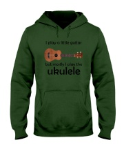 Funny Ukulele Pun Hooded Sweatshirt tile