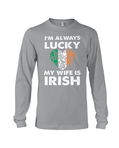 Lucky My Wife Is Irish