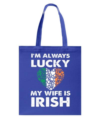 Lucky My Wife Is Irish