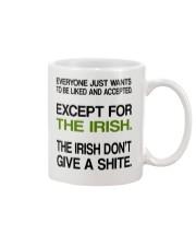 i'm Irish Mug front
