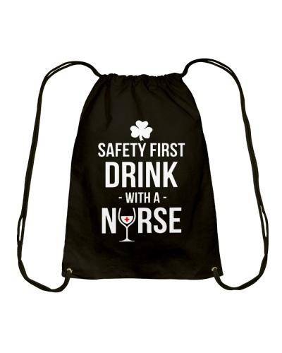 Irish Nurse Safety First Drink With A Nurse