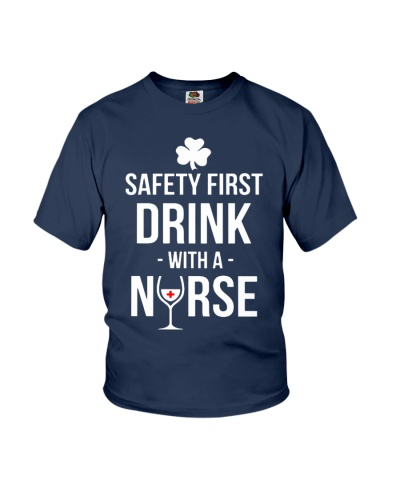 Irish Nurse Safety First Drink With A Nurse
