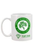 Top Fan Mug back