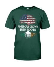 American Grown Irish Roots Premium Fit Mens Tee thumbnail