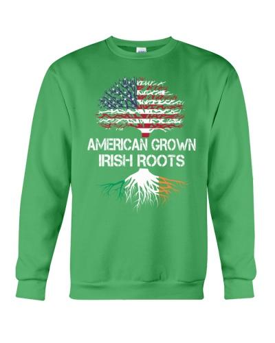 American Grown Irish Roots