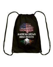 American Grown Irish Roots Drawstring Bag thumbnail