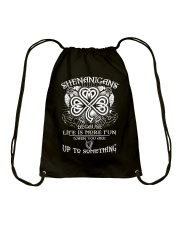 Shenanigans Drawstring Bag tile