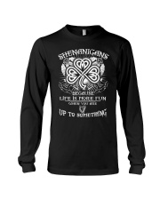 Shenanigans Long Sleeve Tee thumbnail