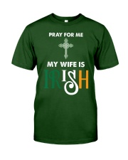 My wife is Irish Classic T-Shirt thumbnail
