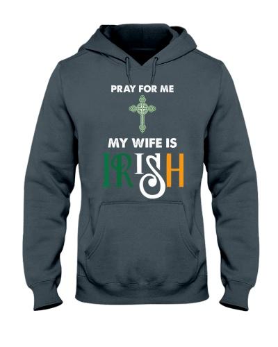 My wife is Irish