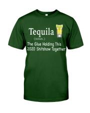 Tequila Glue 2020 Classic T-Shirt thumbnail