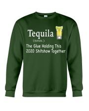 Tequila Glue 2020 Crewneck Sweatshirt thumbnail