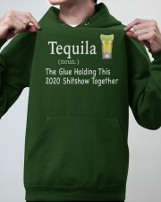 Tequila Glue 2020 Hooded Sweatshirt apparel-hooded-sweatshirt-lifestyle-front-46