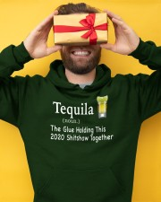Tequila Glue 2020 Hooded Sweatshirt apparel-hooded-sweatshirt-lifestyle-front-67