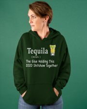 Tequila Glue 2020 Hooded Sweatshirt apparel-hooded-sweatshirt-lifestyle-front-72