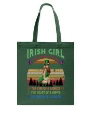 Irish Girl  Soul Of Witch Tote Bag thumbnail