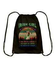 Irish Girl  Soul Of Witch Drawstring Bag thumbnail