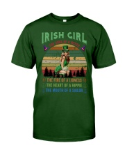 Irish Girl  Soul Of Witch Classic T-Shirt thumbnail