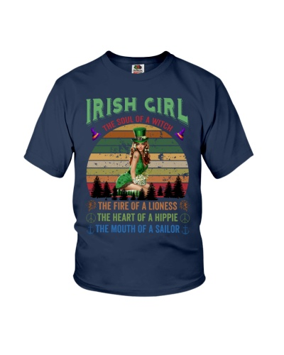 Irish Girl  Soul Of Witch