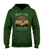 Irish Girl  Soul Of Witch Hooded Sweatshirt thumbnail