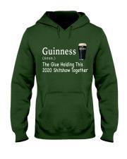 Guinness Glue 2020 Hooded Sweatshirt thumbnail