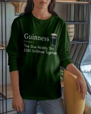 Guinness Glue 2020 Long Sleeve Tee apparel-long-sleeve-tee-lifestyle-06