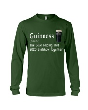 Guinness Glue 2020 Long Sleeve Tee front