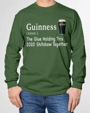 Guinness Glue 2020 Long Sleeve Tee garment-tshirt-longsleeve-front-01