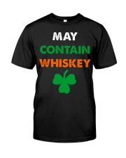 May Contain Whiskey Premium Fit Mens Tee thumbnail